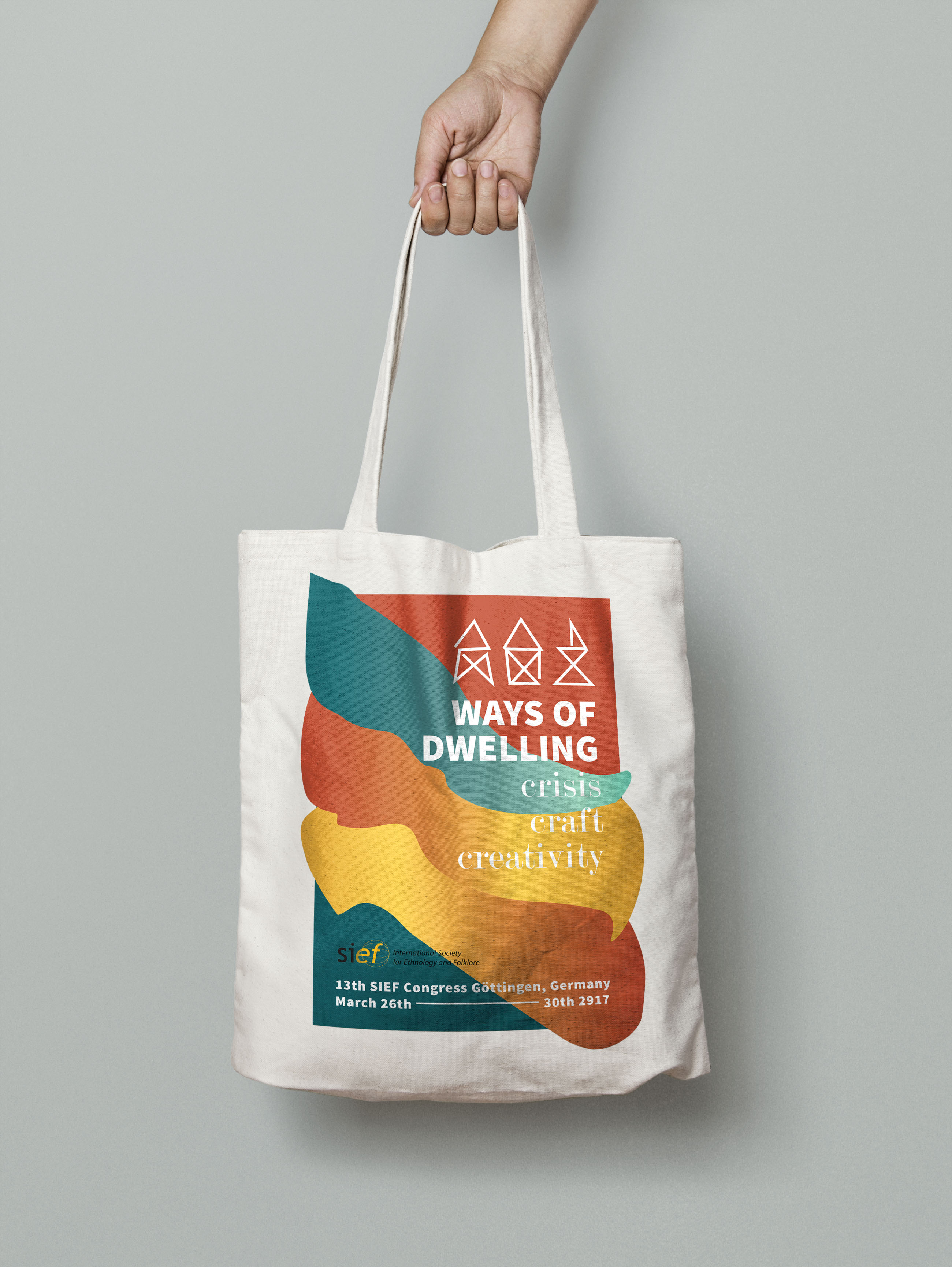 Tote Bag - colour