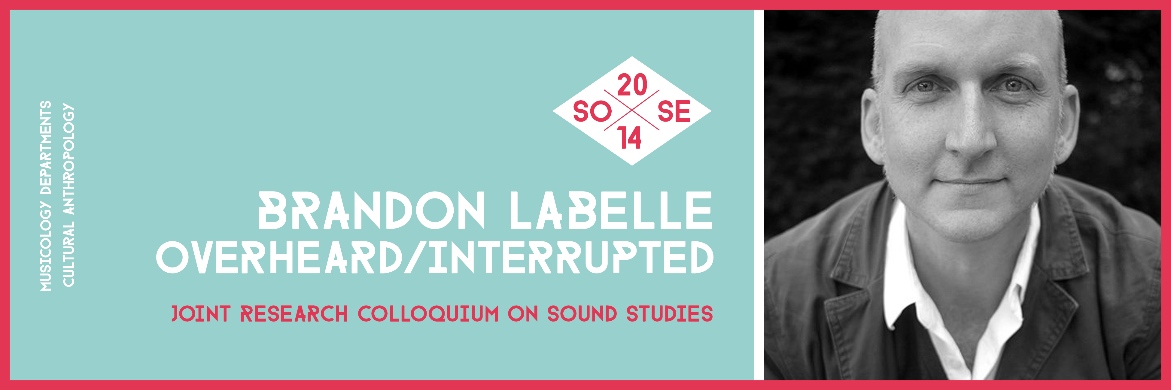 Sound Studies Labelle